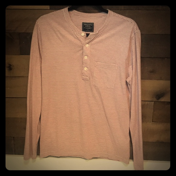 Abercrombie & Fitch Other - Men's Henley